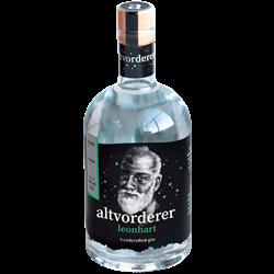Bild von altvorderer - Gin leonhart / 41% Vol. - Mit einer Kombination aus Wacholder, Kumquats und Hopfen - 0,5 l