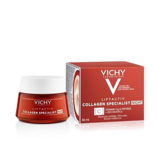Bild von VICHY Liftactiv - Collagen Specialist Nachtcreme - 50 ml