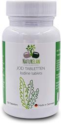 Bild von NaturElan - Jod Tabletten - 120 Stück