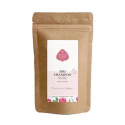 Bild von Eliah Sahil Organic - Bio Pulver Shampoo Rose Nachfüllbeutel - 500 g