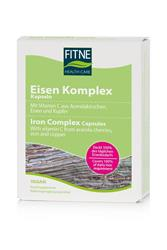 Bild von Fitne - Eisen Komplex - 30 Kapseln