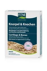 Bild von Fitne - Nährstoffkomplex Knorpel & Knochen - 60 Kapseln