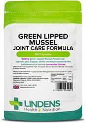 Bild von Lindens - Green Lipped Mussel 500mg Kapseln - 90 Kapseln