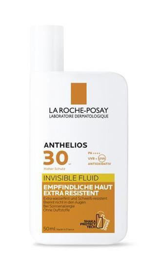 Bild von La Roche Posay - Anthelios Invisible Fluid LSF 30 - 50 ml