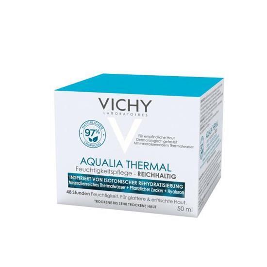 Bild von VICHY Aqualia Thermal - Feuchtigkeitspflege für trockene Haut - 50 ml