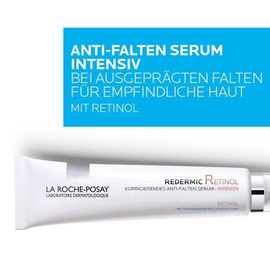 Bild von La Roche Posay - Redermic R Serum Intensiv - Korrigierendes Anti-Falten Serum - 30 ml