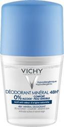 Bild von VICHY - Deodorant Roll-on Mineral 48h - 50 ml