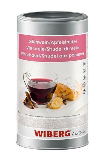 Bild von Wiberg - Glühwein / Apfelstrudel - Aroma-Zubereitung - 1030 g