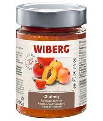 Bild von Wiberg - Chutney / Aprikose-Tomate - 390 g