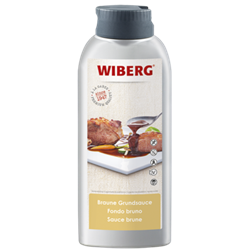 Bild von Wiberg - Braune Grundsauce / Pastös - 750 ml