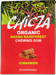 Bild von Chicza - Bio-Kaugummi Zimt - 30 g