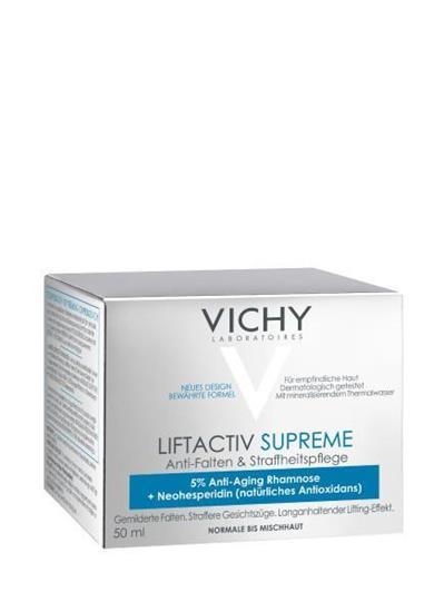 Bild von Vichy - Liftactiv Supreme - umfangreiche Anti-Falten & Straffheitspflege - normale bis Mischhaut - 50 ml