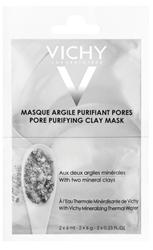 Bild von Vichy - Porenverfeinernde Mineral-Maske - 2 x 6 ml