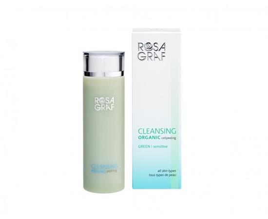 Bild von Rosa Graf - Cleansing Organic CellPeeling Green - sensitive - 125 ml