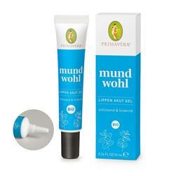 Bild von Primavera - Mundwohl - Lippen Akut Gel bio - 10 ml