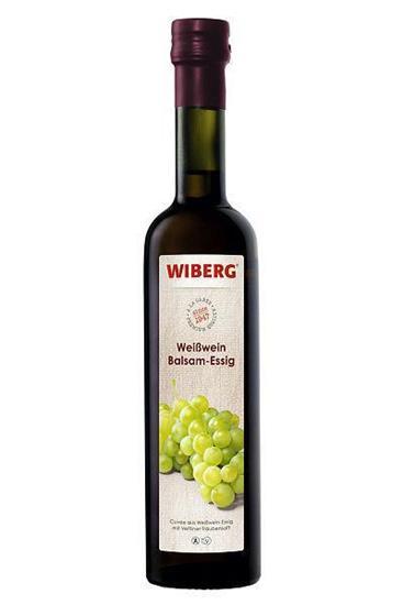 Bild von Wiberg - Balsamico Weißwein Essig - 500 ml