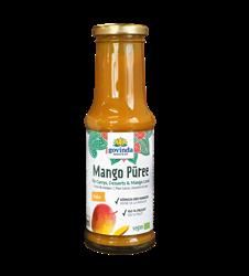 Bild von Govinda - Bio - Mango Püree (Fruchtmark) - 210 ml