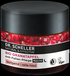 Bild von Dr. Scheller - Bio-Granatapfel - Anti-Falten Pflege / Nacht - 50 ml