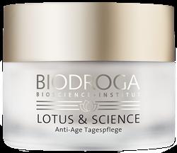 Bild von Biodroga - Lotus & Science Anti-Age Tagespflege - 50 ml