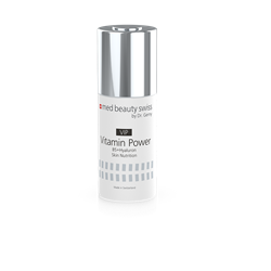 Bild von Med Beauty Swiss - VIP Vitamin Power - Vitamin B5 + Hyaluronsäure Serum - 30 ml