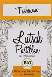 Bild von ARIES - Bio Teebaum Lutschpastillen - Mit original australischem Teebaumöl und Isländisch Moos - 30 g