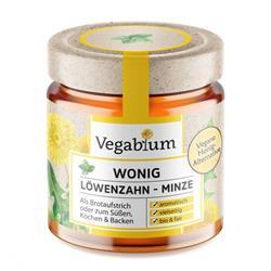 Bild von Vegablum - Wonig Löwenzahn Minze bio - Die vegane Alternative zu Honig - 225 g