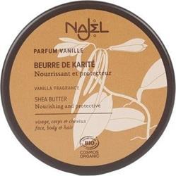 Bild von Najel - Beurre de Karité Vanille Shea Butter - 100 g
