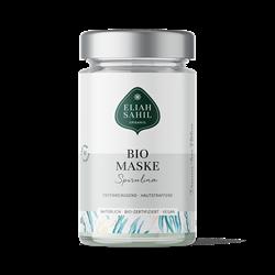 Bild von Eliah Sahil Organic - Bio Gesichtsmaske Spirulina - Nachfüllpackung  - 250 g