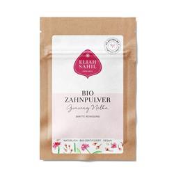 Bild von Eliah Sahil Organic - Bio Zahnpulver mit Ginseng Probe - 5 g
