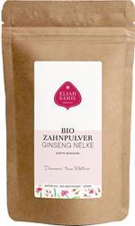 Bild von Eliah Sahil Organic - Bio Zahnpulver Ginseng Nelke Nachfüllpackung - 200 g