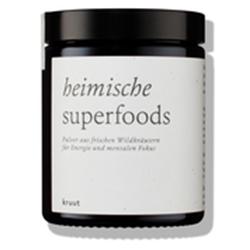 Bild von Kruut - Heimische Superfoods Rohkostpulver bio