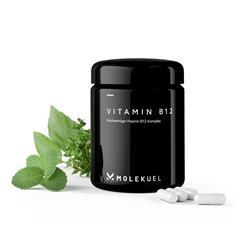 Bild von Molekuel - Premium Vitamin B12-Komplex - 120 Kapseln