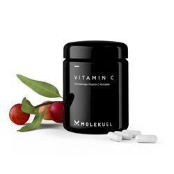 Bild von MOLEKUEL - Premium Vitamin C-Komplex - 120 Kapseln