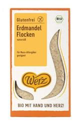 Bild von Werz - Erdmandel Flocken Bio - 250 g