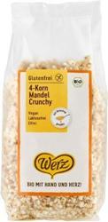 Bild von Werz - 4-Korn Mandel Crunchy - Knuspermüsli Bio - 250 g