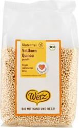 Bild von Werz - Vollkorn Quinoa gepufft Bio - 125g
