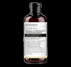 Bild von Bioearth - Normalisierendes Shampoo für öliges und schweres Haar - 250 ml