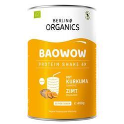 Bild von Berlin Organics - BAOWOW Proteinpulver Kurkuma & Zimt - 400 g