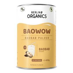 Bild von Berlin Organics - Bio Baobab Fruchtpulver - 400 g