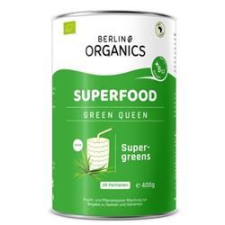 Bild von Berlin Organics - Bio Superfood Pulvermischung Green Queen - 400 g