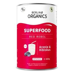Bild von Berlin Organics - Bio Superfood Pulvermischung Red Rebel - 400 g