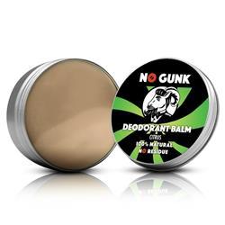 Bild von NO GUNK - 100% Natürliches Deodorant Balsam für Männer - Zitrus - 50 g
