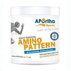 Bild von Aportha - Sports Amino-Pattern essentielle Aminosäuren - 420 Presslinge
