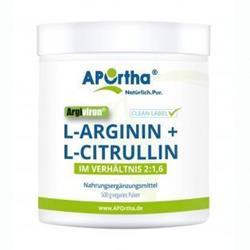 Bild von Aportha - Argiviron L-Arginin & L-Citrullin - 500 g