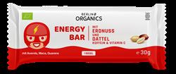 Bild von Berlin Organics - Bio Erdnussbutter Riegel Energy Bar - 30 g