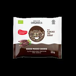 Bild von Berlin Organics - Bio Hafer- und Cashew-Keks Good Mood Cookie - 50 g