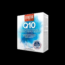 Bild von QINEVA® - Coenzym Q10 Natural Energy Boost - 30 Kapseln