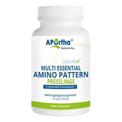 Bild von APOrtha - Multi Essential Amino Pattern - 120 Tabletten